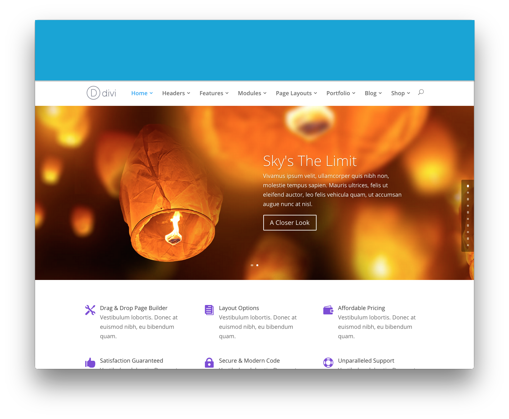 Elegant Themes  WordPress Themes Loved By Over 500k Customers