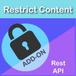 Restrict Content Pro Rest API Add On