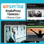 WPspring StudioPress (Genesis) Theme Club