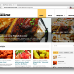 WooThemes Delicious Magazine