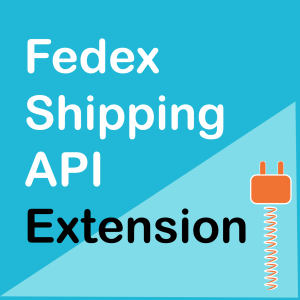 WooCommerce Fedex Shipping API Extension