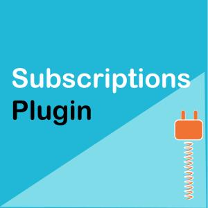 WooCommerce Subscriptions Plugin