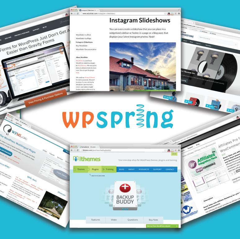 WPspring Member Club