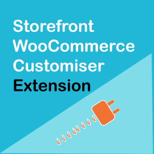 WooCommerce Storefront WooCommerce Customiser Extension