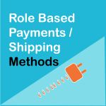 WooCommerce Role Based Payments Shipping Methods