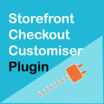 WooCommerce Storefront Checkout Customiser Plugin