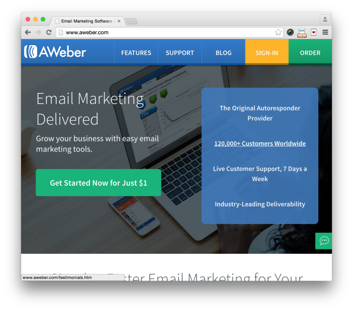 WooCommerce Aweber Newsletter Subscription Extension Company Site