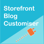 WooCommerce Storefront Blog Customiser