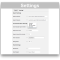 WooCommerce Customer:Order XML Export Suite Settings