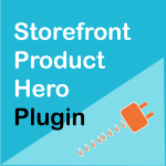 WooCommerce Storefront Product Hero Plugin