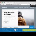 Studiopress Author Pro Theme Home Demo 1