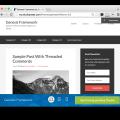 StudioPress Genesis Theme Framework Demo