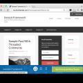 StudioPress Genesis Theme Framework Demo 2 Sidebars