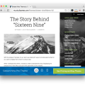 Studiopress Sixteen Nine Pro Theme Demo 1