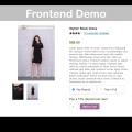 WooCommerce Deposits Plugin Demo Frontend