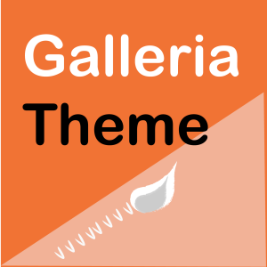 WooThemes Galleria Theme