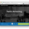 Studiopress Parallax Pro Theme Demo