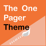 WooThemes The One Pager Theme