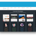 Divi Theme by Elegant Themes- Customer Testimonials Demo