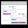 WooCommerce Braintree Gateway Plugin - Paypal Options