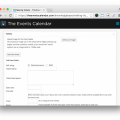 Event Tickets Plus Plugin: Demo 1