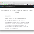 Event Tickets Plus Plugin: Use Case