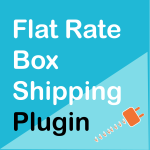 WooCommerce Flat Rate Box Shipping Plugin