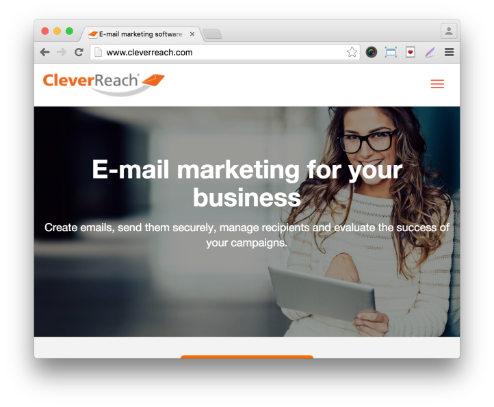 Gravity Forms CleverReach Add-On - Company Site