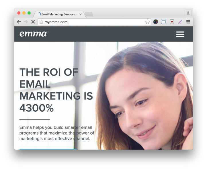 Gravity Forms Emma Add-On Company Site