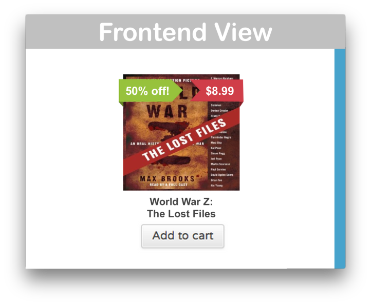WooCommerce SalesFlash Pro Plugin- Frontend Demo