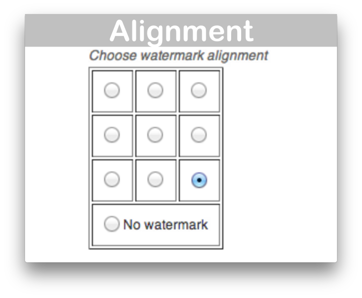 WooCommerce Product Image Watermark Download- Demo
