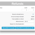 WooCommerce Authorize Net CIM Gateway- Refunds Demo