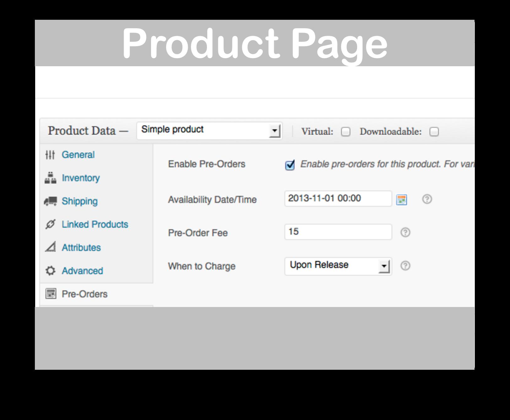 WooCommerce Pre Orders Plugin $10 v1.5.17