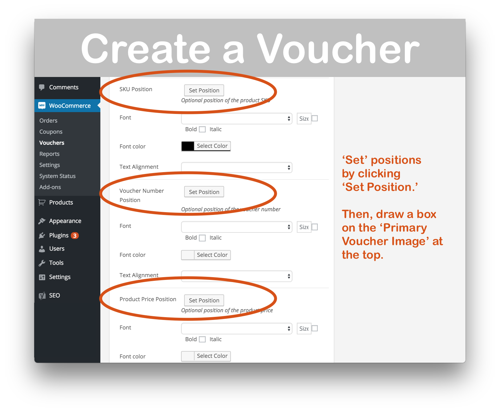 Elegant WPspring For WooCommerce · PDF Product Vouchers And Create A Voucher