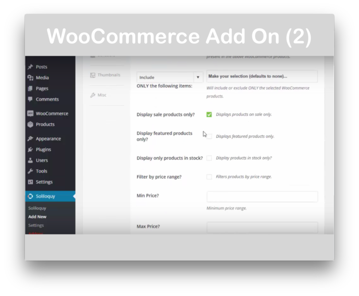 Soliloquy Slider WordPress Plugin- WooCommerce Demo 2