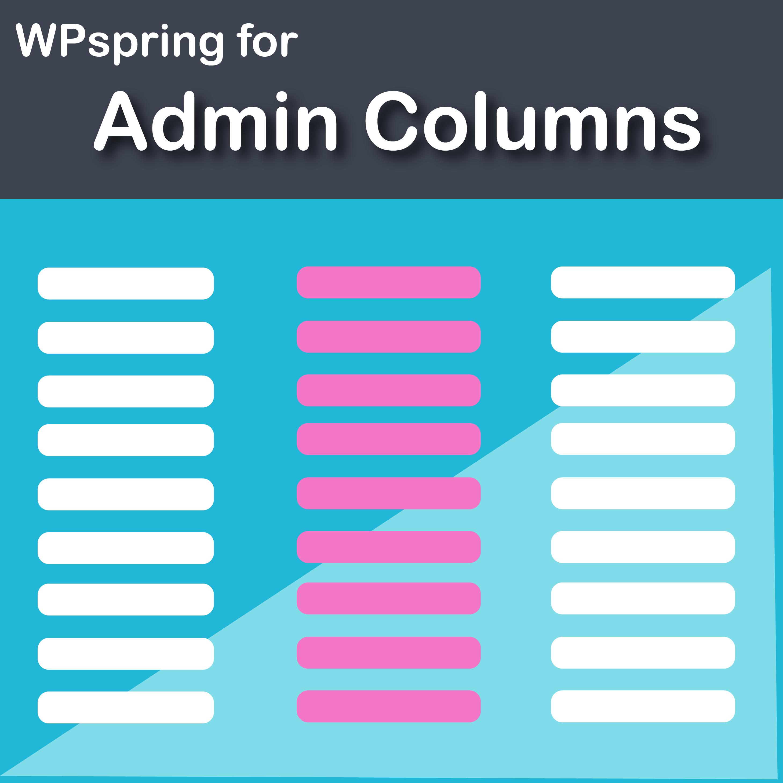 Admin Columns Pro Download