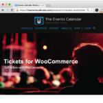 WooCommerce Tickets Plugin