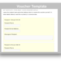 WooCommerce Gift Certificates Pro Download - Recipient Demo