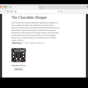 WooCommerce Vendor Stores Download - Shop Page Frontend