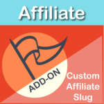 AffiliateWP Plugin Custom Affiliate Slug Add On