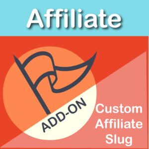 AffiliateWP Plugin Custom Affiliate Slug Add On