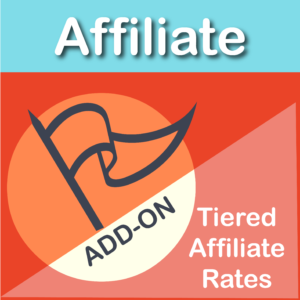 AffiliateWP Plugin Tiered Affiliate Rates Add On