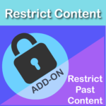 Restrict Content Pro Restrict Past Content Add On