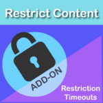 Restrict Content Pro Restriction Timeouts Add On