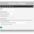 WooCommerce Box Office Plugin - Create Ticket