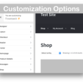 WooCommerce Storefront Powerpack Plugin- Customize Options