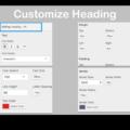 WooCommerce Storefront Powerpack Plugin- Customize Heading