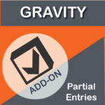 Gravity Forms Partial Entries Add-On-
