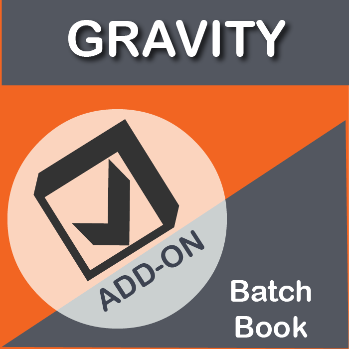 Gravity Forms BatchBook Add-On-