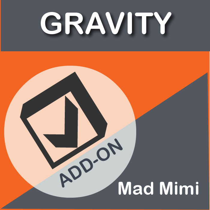 Gravity Forms Mad Mimi Add-On-